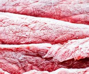 Congelar y Descongelar Carne